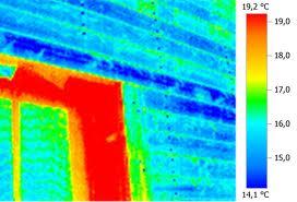 termovízia obrázok